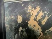 Пластинка с автографом виктора Цоя
